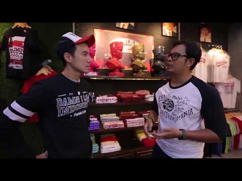 BRAND SOUL-DAMN I LOVE INDONESIA-MEMBANGUN INDONESIA MELALUI URBAN STYLE