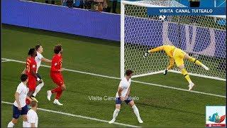 Bélgica vence 1-0 a Inglaterra y le roba el liderato de grupo en Rudia 2018