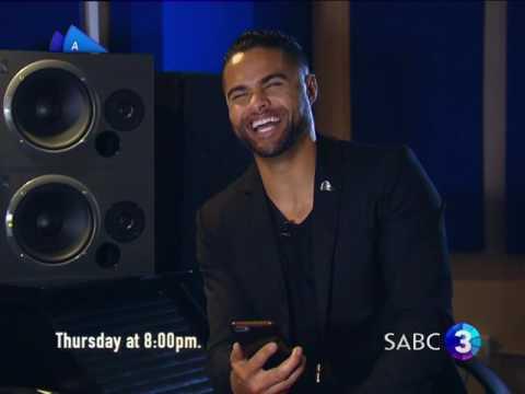 Hip hop artist Jidenna visits SA
