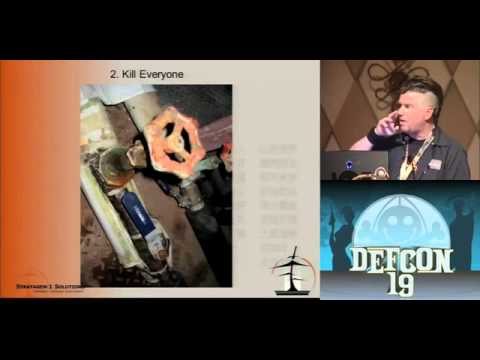 DEFCON 19 Steal Everything Kill Everyone Cause Total Financial Ruin! (w speaker)