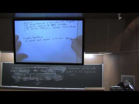 Introduction to Robotics Course 2013 - Lecture 8 - Systems Engineering