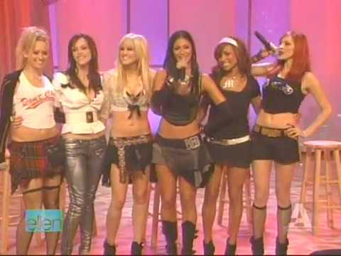 The Pussycat Dolls  Stickwitu  @ Ellen2006