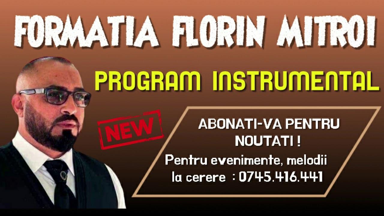 FORMATIA FLORIN MITROI - PROGRAM INSTRUMENTAL NOU 2020