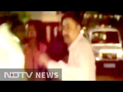 Caught on camera: Maharashtra BJP legislator slaps cop inside police station
