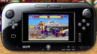 Super Street Fighter II: The New Challengers -- Wii U eShop Trailer
