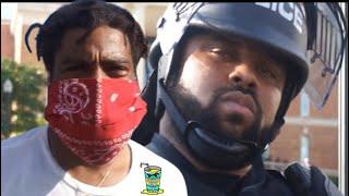 Columbia, S.C. Frontline Protest With StreetJuiceTv