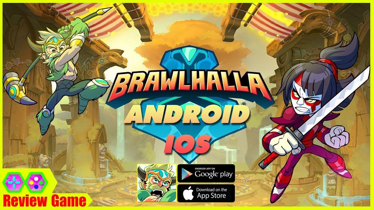 Brawlhalla Mobile - Tuyệt Phẩm Game PVP 2D Chính Thức Đặt Chân Lên Mobile Ngày Này Cũng Đã Tới