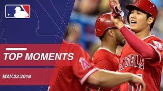 Top 10 moments of the day from May 22