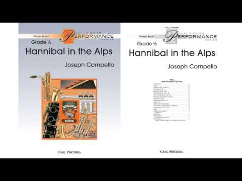 Hannibal in the Alps (PPS34) by Joseph Compello