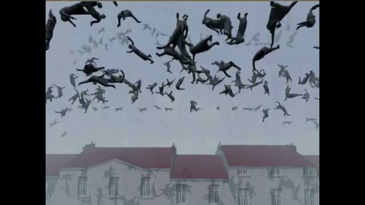 Magritte - Golconda  Raining Men