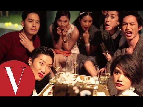 楊丞琳、陳庭妮、簡嫚書  搖滾Chanel coco crush上市派對!