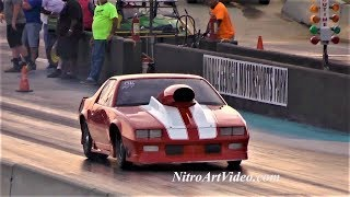 MGMP Grudge Racing NT Raw Drag Racing Action Part 1of2