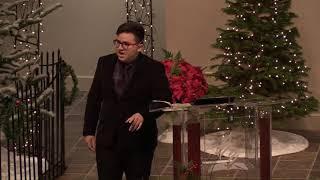 1/2/2021 - Pastor Enrique Vado Gutierrez - His Reconciliation, Our Salvation