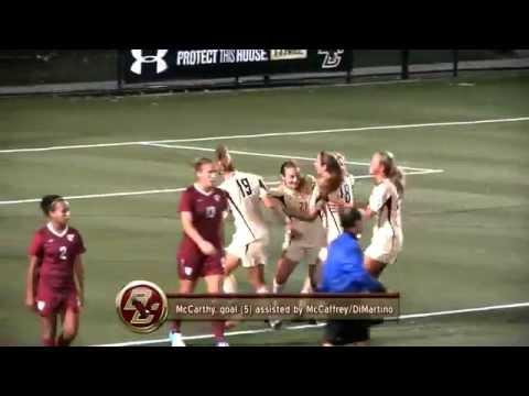 #24 Boston College topples #1 FSU in Womens Soccer