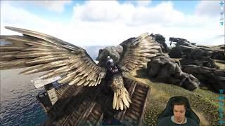 ARK in Vorbereitung für Dodo Wars!