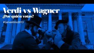 No te pierdas los encuentros de Verdi vs Wagner - Festival Internacional Cervantino 2013