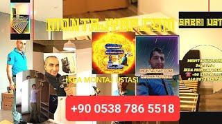 KorNiş Nasıl Takılır İzleyin Ustası Sabri Usta Korniş montajı Nasıl takarızı Anlatıyor