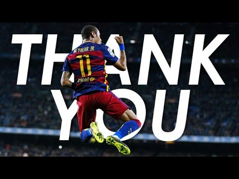 Neymar Jr - Thank you - FC Barcelona to PSG - Farewell - Nihaldinho
