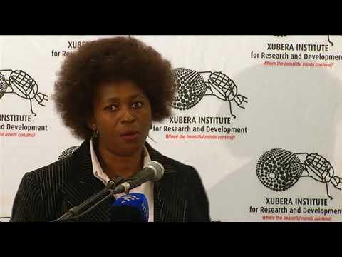 Xubera hosted Dr Makhosi Khoza
