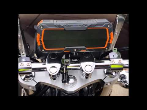 Freeride Bluetooth Motorcycle Speaker by Firehouse Technology