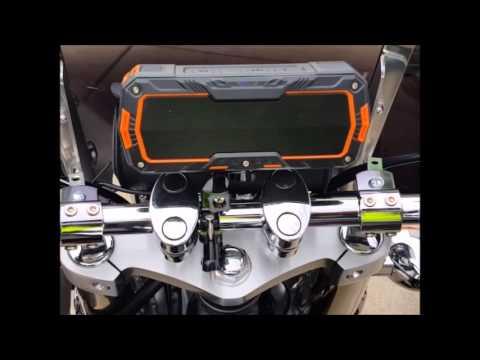 Freeride Bluetooth Motorcycle Speaker by Firehouse