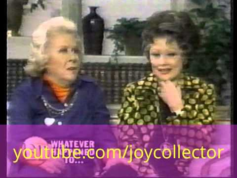 Lucille Ball & Vivian Vance  in 1975