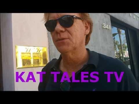 David Caruso Chats With KAT