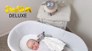 ewan Deluxe baby sleep soother with cry sensor
