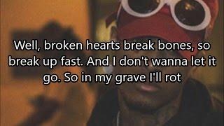 xxxtentacion garettes revenge lyrics