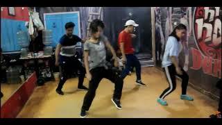 Dance Workshop -   Hip Hop Routine   Choreography By Rohit Gurung   Beat Killer Dance Studio