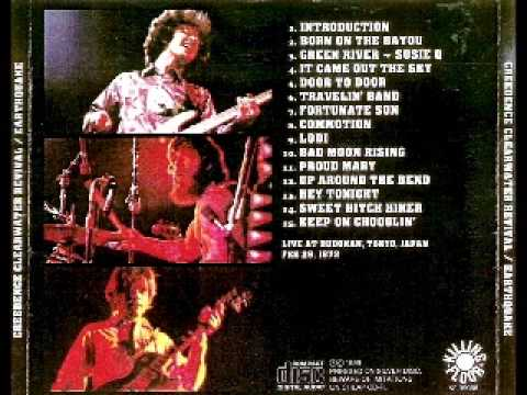Live In Tokyo 1972-Creedence Clearwater Revival (FULL)