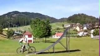 Видео   Самый глупый прыжок с трамплина на велосипеде   Видеоролики на Sibnet(https://goo.gl/3Htn9j Здесь Вы заработайте кучу денег! http://goo.gl/hwwiMD Здесь лежат 1000-2000 у.е. http://goo.gl/VgWJ4M А что здес..., 2014-08-02T11:48:49.000Z)