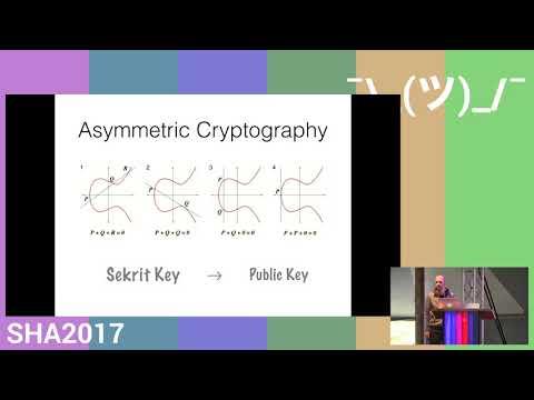 Blockchains for a Better World (SHA2017)