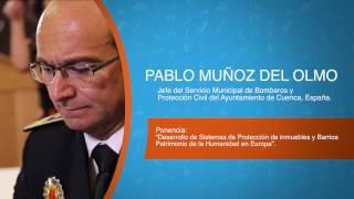 VI Encuentro Binacional de Museos 2016 - Expositor Pablo Muñoz del Olmo