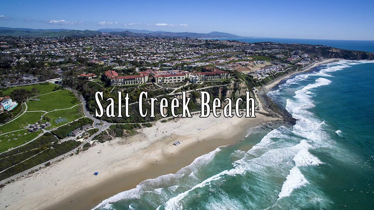 Salt Creek Beach You