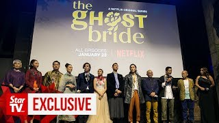 'The Ghost Bride' proves Malaysians can produce series of world-standard, says producer