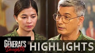 Marcial gives Rhian a piece of advice about her relationship with Ethan | The General's Daughter