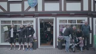 Zweiradhaus Bischoff in Melsungen, Familienbetrieb seit 1912