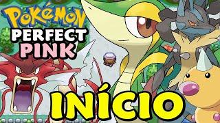 Pokemon Perfect Pink (Hack Rom - GBA) - O Início