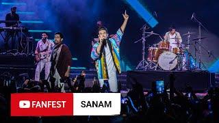 SANAM @ YouTube FanFest Mumbai 2019 -