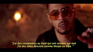 Смотреть клип Don Milli - Freestyle Jamais 9 Sang 3