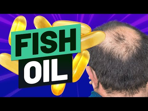 Fish Oil For Hair Growth - Best Dosages!