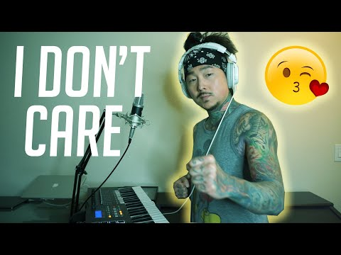 ed-sheeran-&-justin-bieber---i-don't-care- -lawrence-park-cover