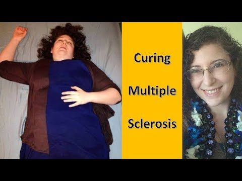 Curing Multiple Sclerosis with a Raw Vegan Fruitarian Lifestyle