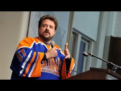 Kevin Smith: 'I smoke a ton of weed'