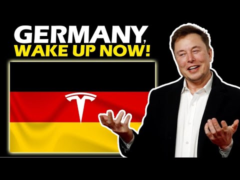 Elon Musk Found A GENIUS Way to Take On German Officials