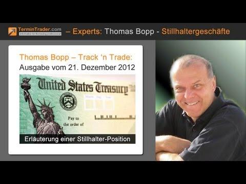 Geldverdienen durch Nichtstun? - Beispiel: T-Bond 2013