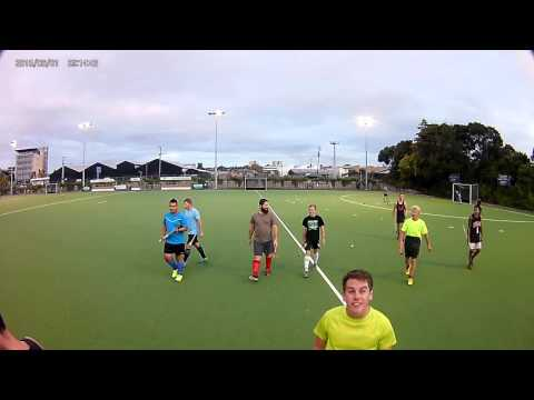 Waitakere Prem Reserve Hockey - Top Goal post B - 1