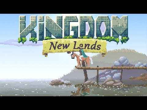 Kingdom New Lands Gameplay -Stone Walls! - New Season, Stronger King!