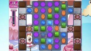 Candy Crush Saga Level 1500  No Booster